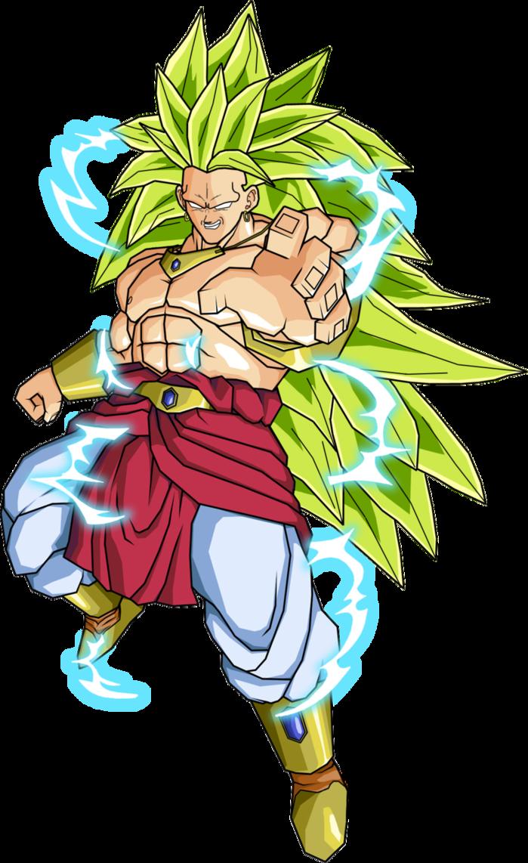Dragon Ball Broly PNG Free Download SVG Clip arts