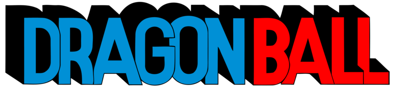Dragon Ball Logo PNG Clipart SVG Clip arts