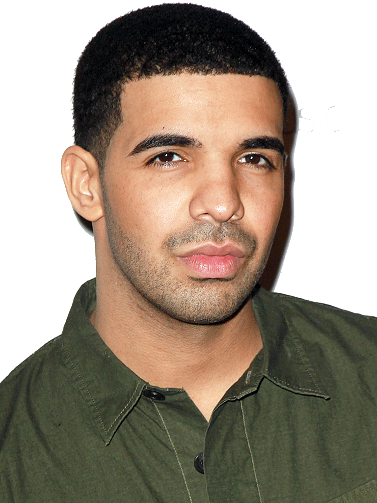 Drake Face PNG File SVG Clip arts