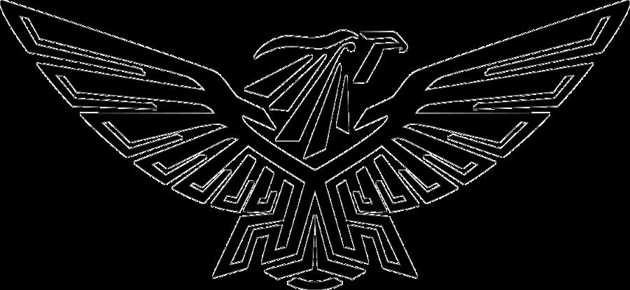 Eagle Symbol PNG Transparent Image SVG Clip arts