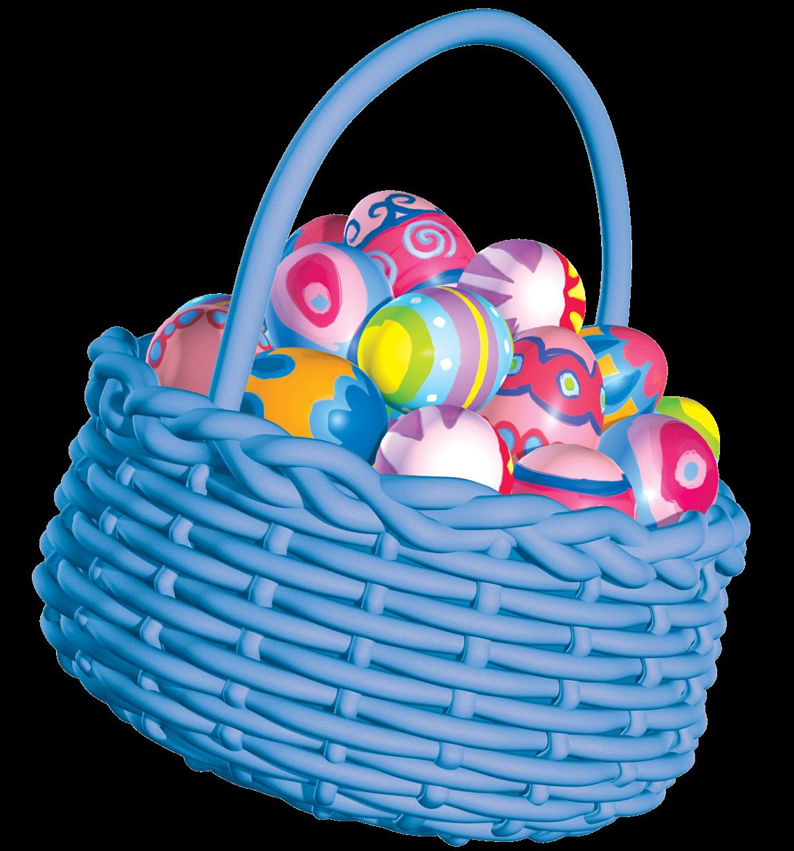 Easter Basket PNG Photos SVG Clip arts