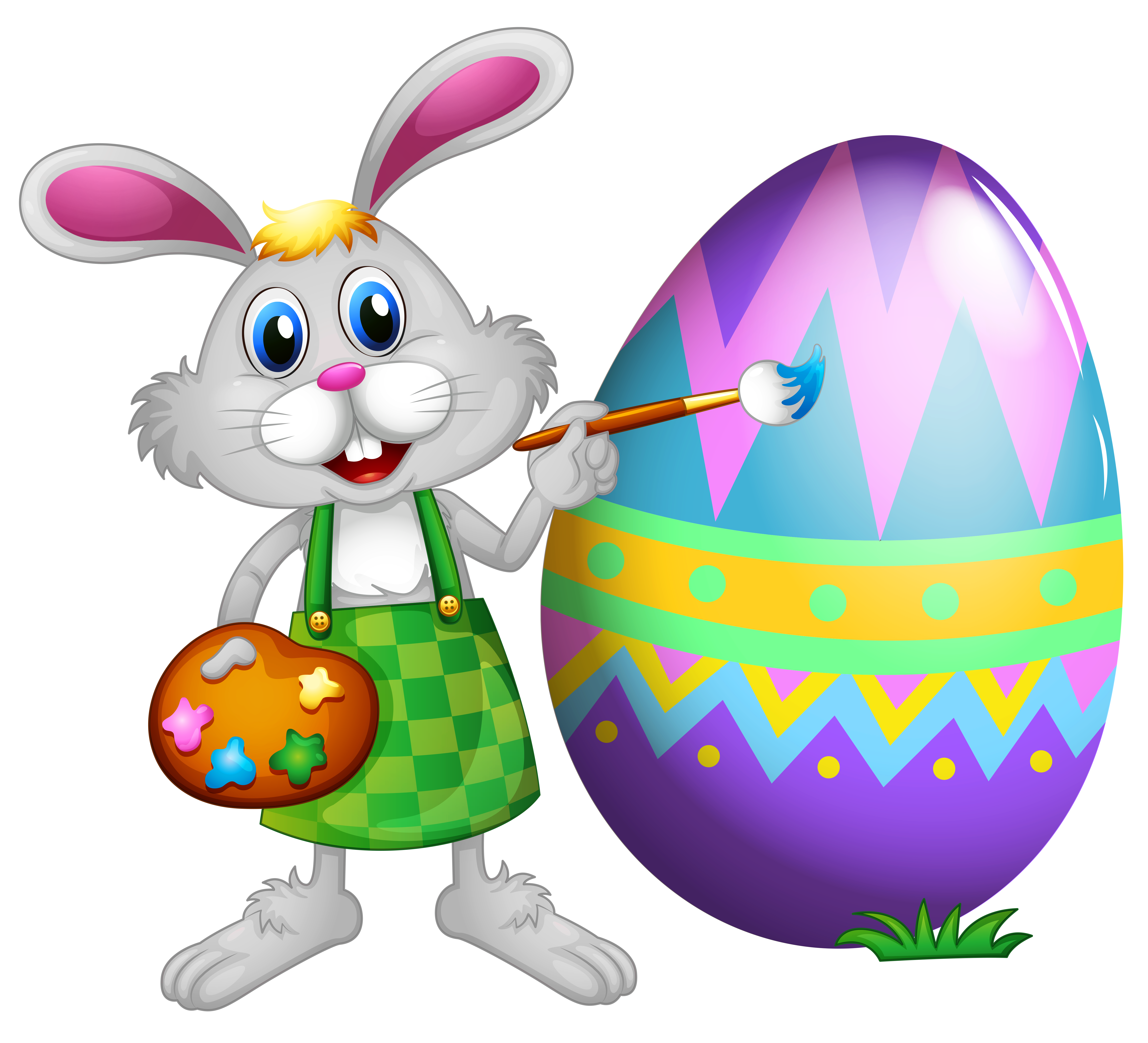 Easter Bunny PNG Photos SVG Clip arts