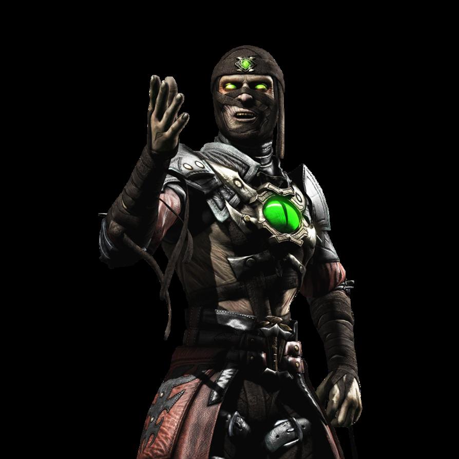 Ermac Mortal Kombat X PNG Free Download SVG Clip arts