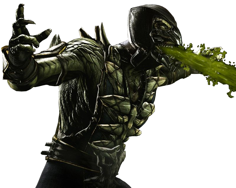 Ermac Mortal Kombat X PNG Pic SVG Clip arts