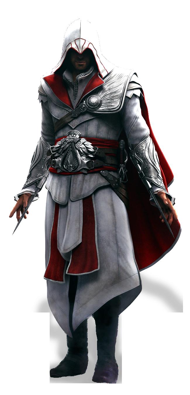 Ezio Auditore PNG File SVG Clip arts