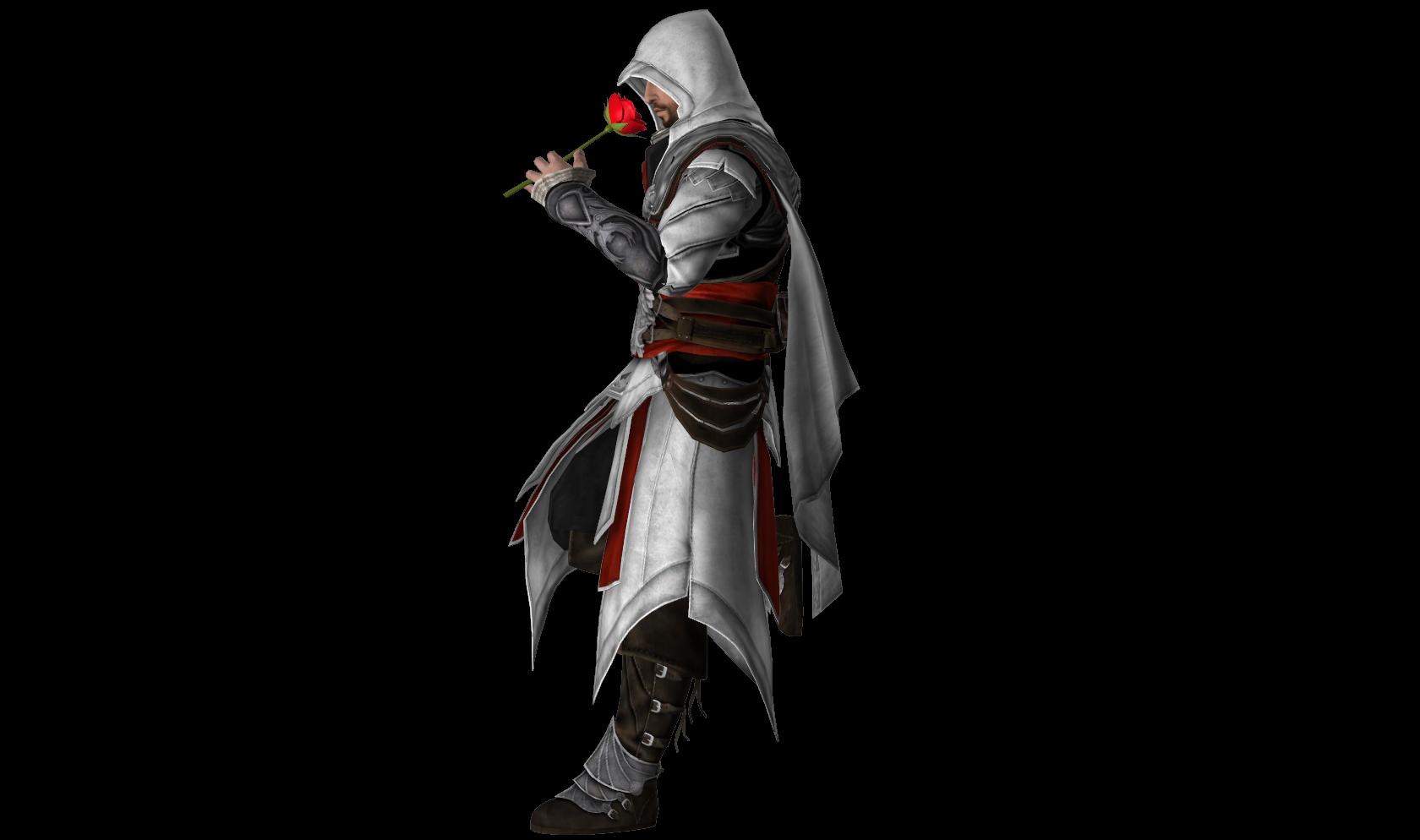 Ezio Auditore PNG Free Download SVG Clip arts