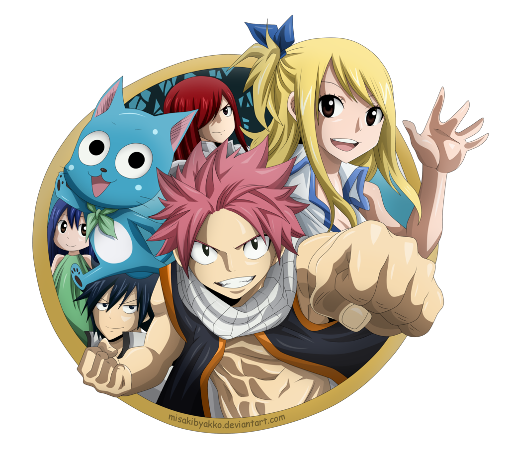 Fairy Tail PNG Clipart SVG Clip arts