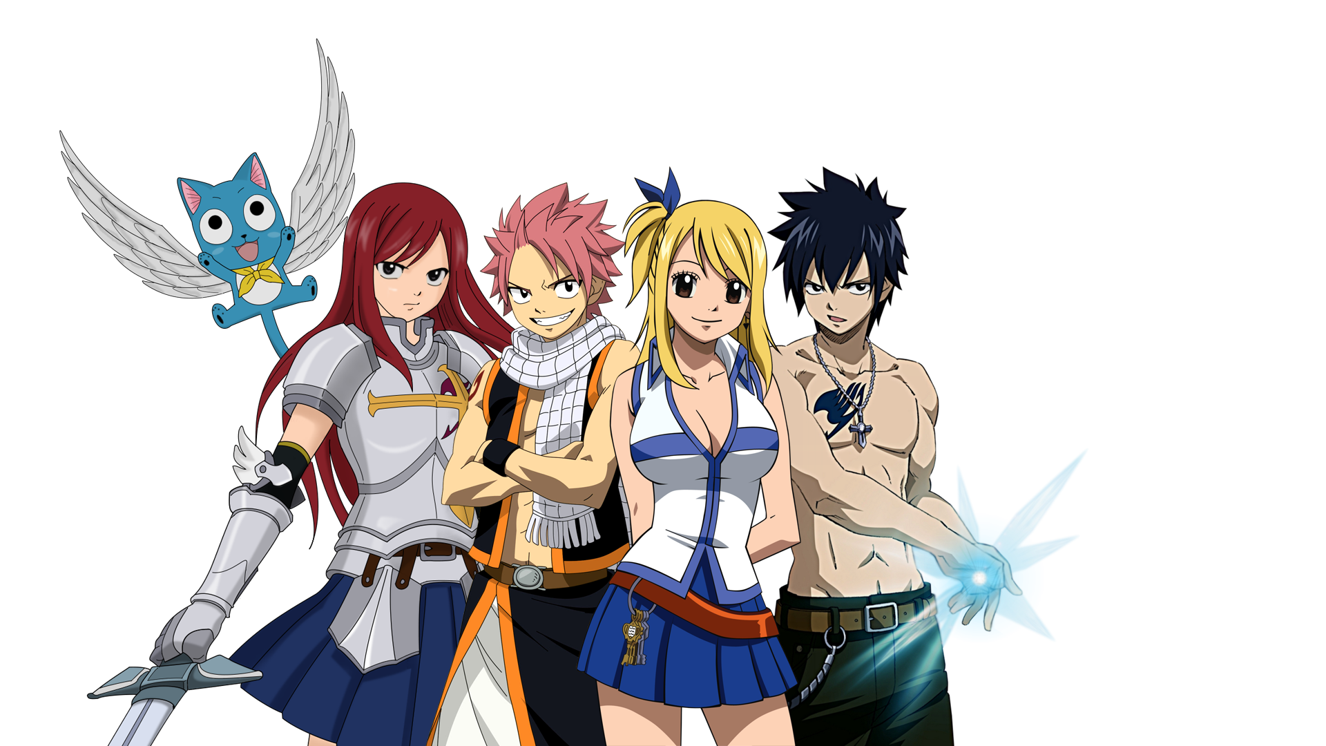 Fairy Tail PNG Free Download SVG Clip arts