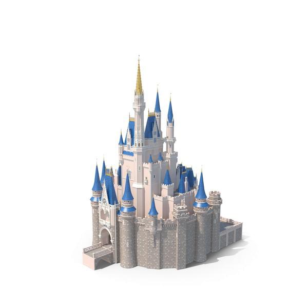 Fairytale Castle PNG Free Download SVG Clip arts