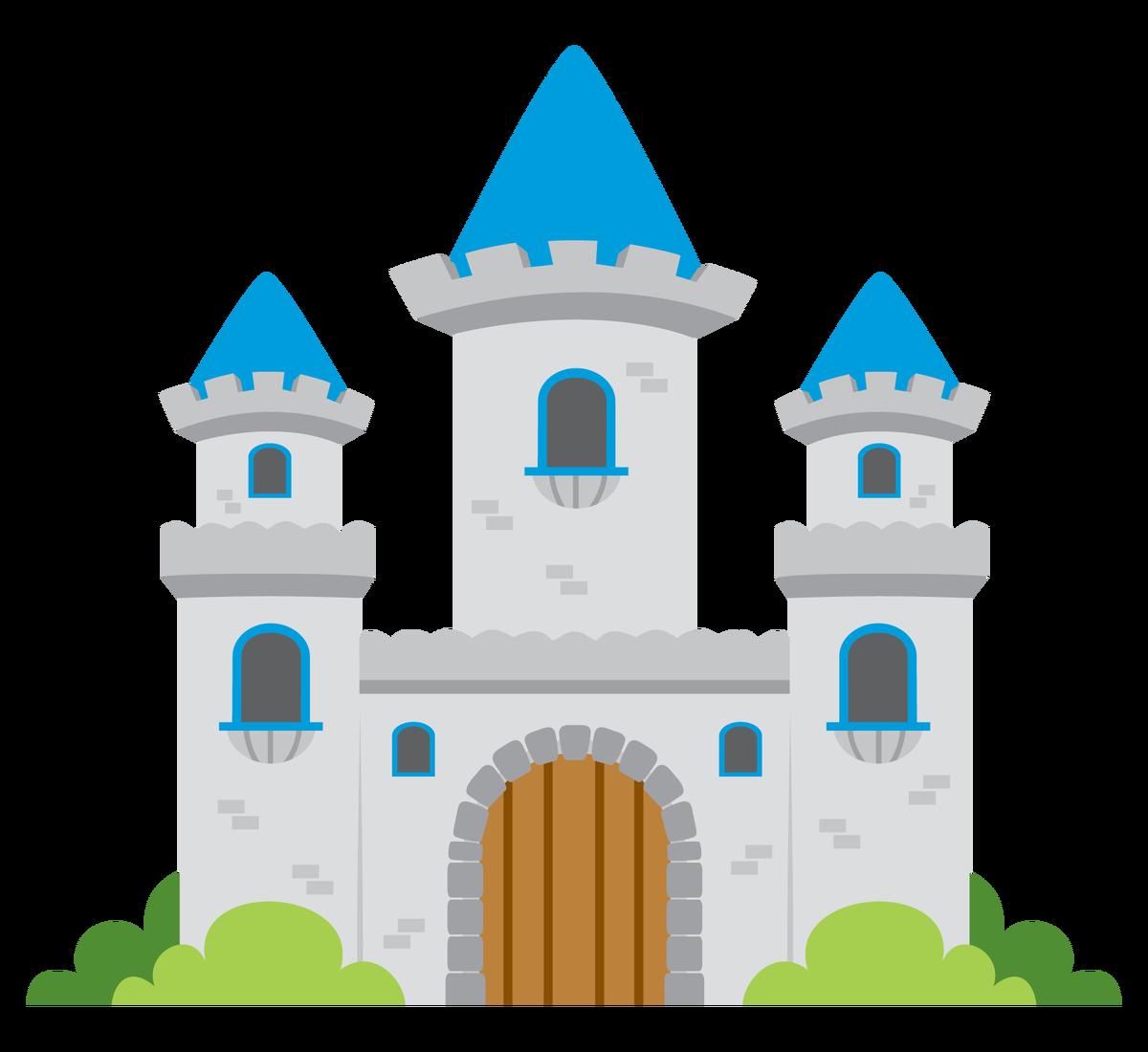 Fairytale Castle PNG Picture SVG Clip arts