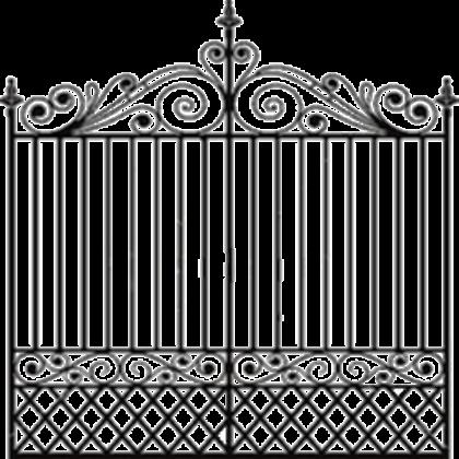 Fancy Gate PNG Photos SVG Clip arts