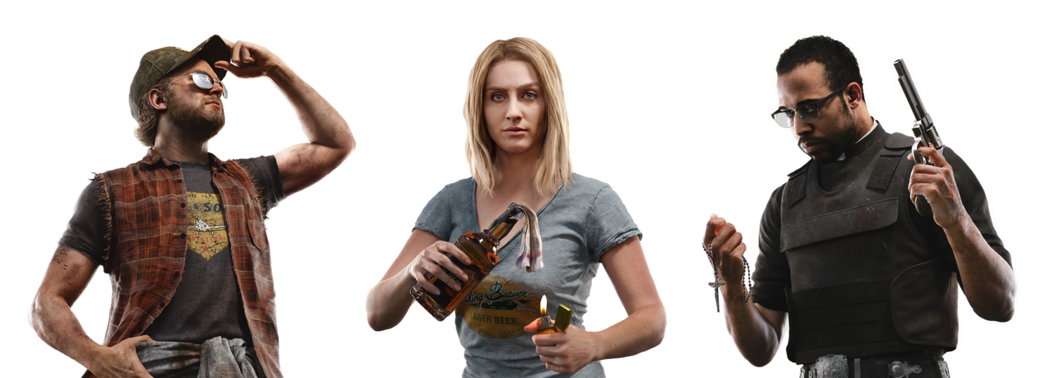 Far Cry 5 PNG Transparent Image SVG Clip arts