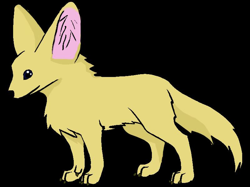 Fennec Fox PNG Clipart SVG Clip arts