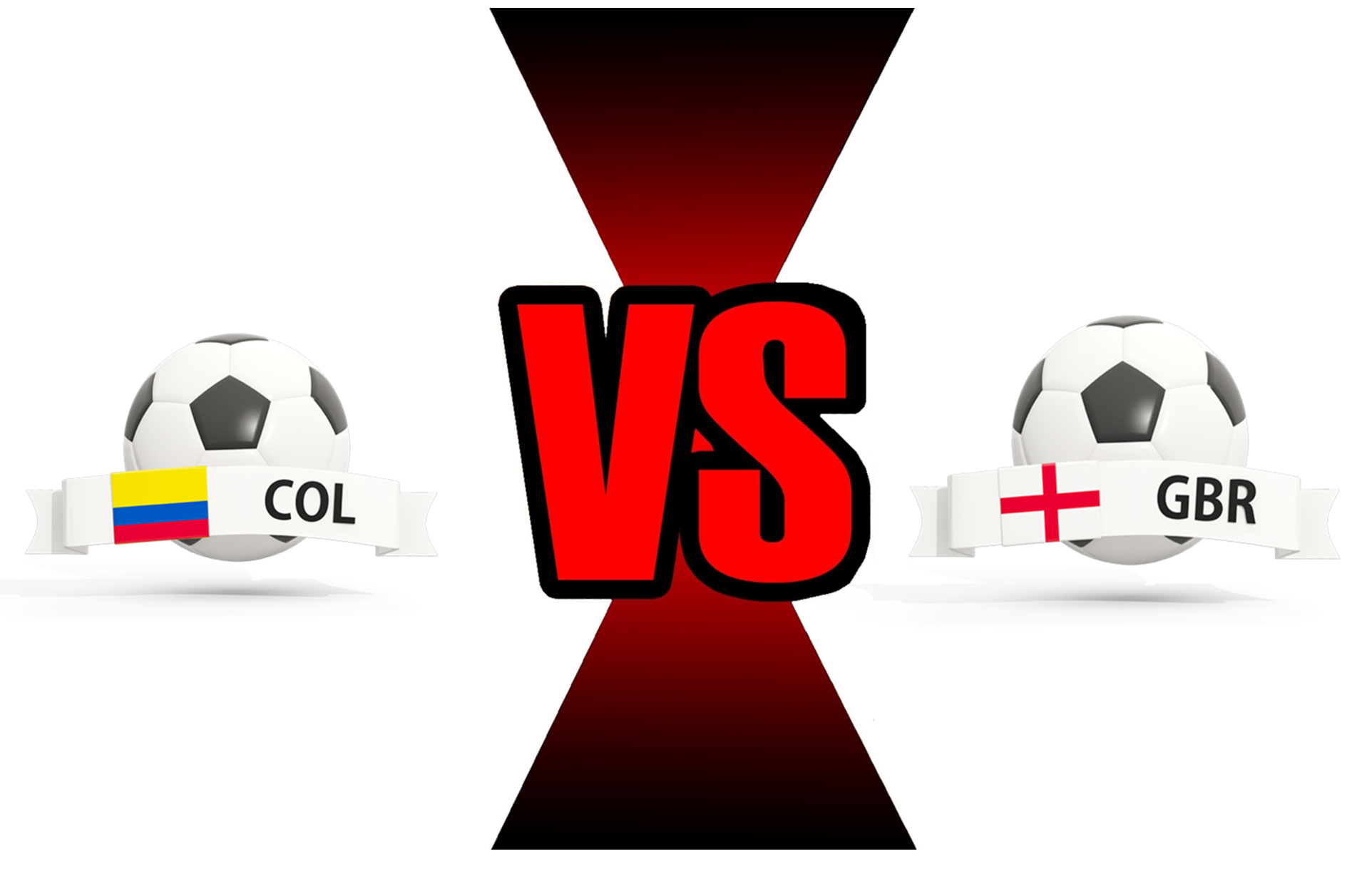 FIFA World Cup 2018 Colombia VS England PNG Image SVG Clip arts