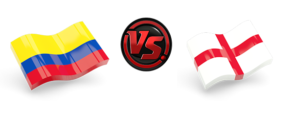 FIFA World Cup 2018 Colombia VS England PNG Transparent Image SVG Clip arts