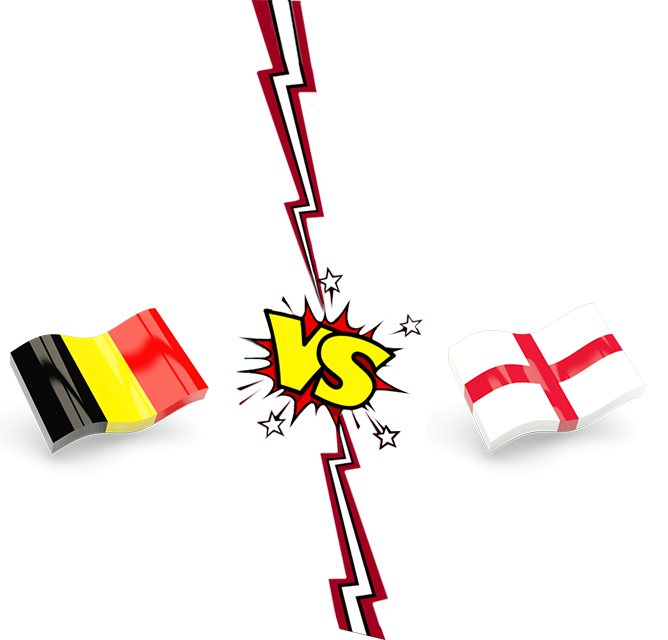 FIFA World Cup 2018 Third Place Play-Off Belgium VS England PNG Transparent Image SVG Clip arts