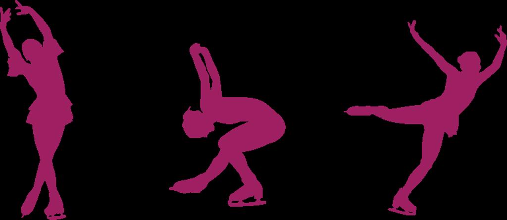 Figure Skating PNG Transparent Image SVG Clip arts