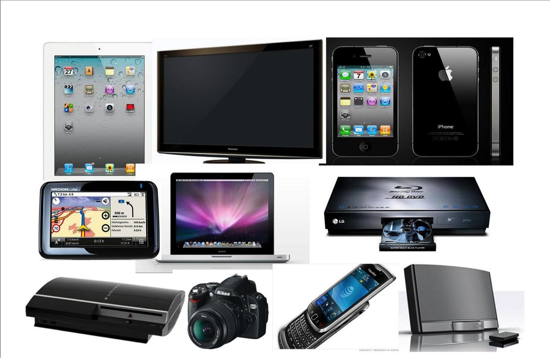 Gadgets PNG Image SVG Clip arts