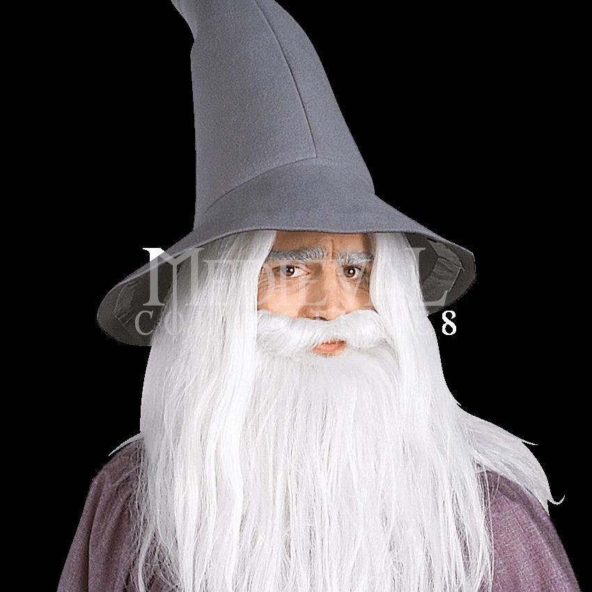 Gandalf Hat Transparent Background SVG Clip arts