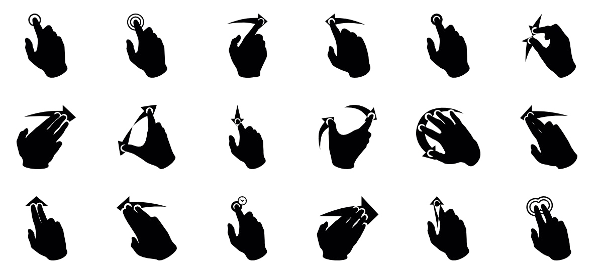 Gesture PNG Photos SVG Clip arts