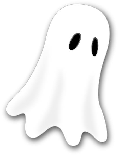 Ghost PNG HD SVG Clip arts