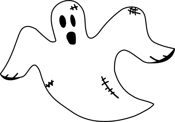 Ghost PNG Pic SVG Clip arts