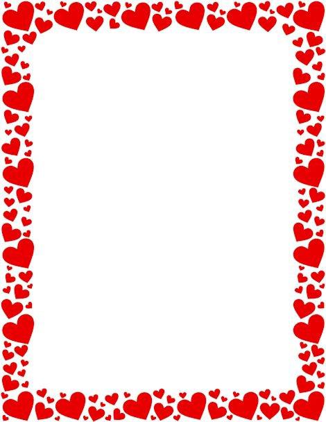 Girly Border Transparent Background SVG Clip arts