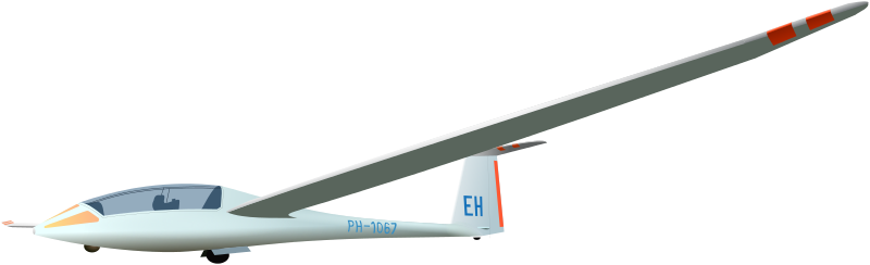 Glider PNG Free Download SVG Clip arts