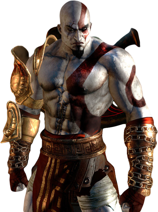 God of War PNG Transparent Image SVG Clip arts