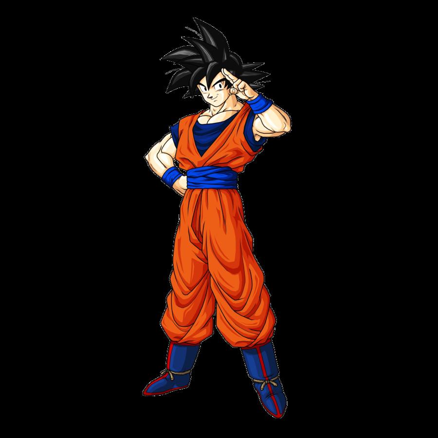 Goku PNG File SVG Clip arts