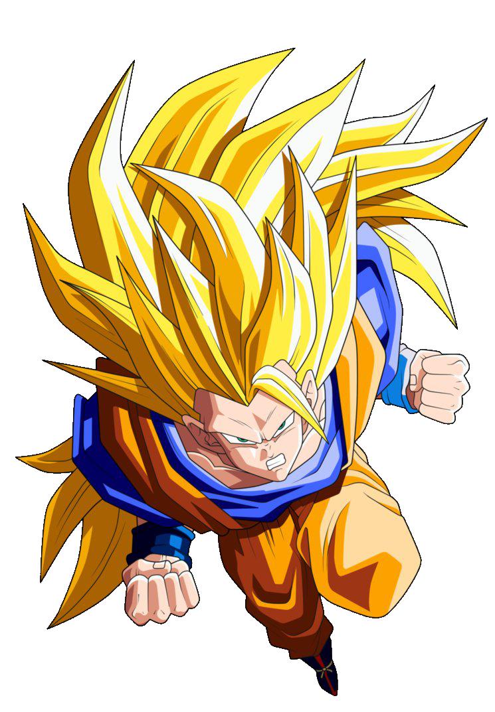 Goku PNG Image SVG Clip arts
