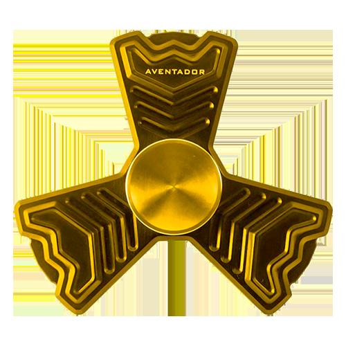 Gold Fidget Spinner PNG Clipart PNG file