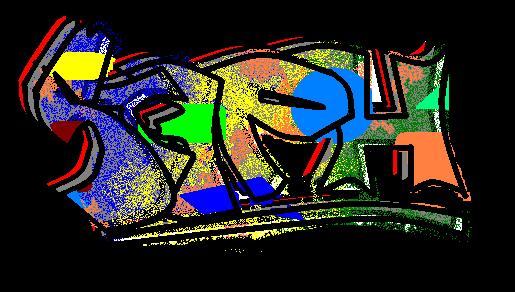 Graffiti Transparent Background SVG Clip arts
