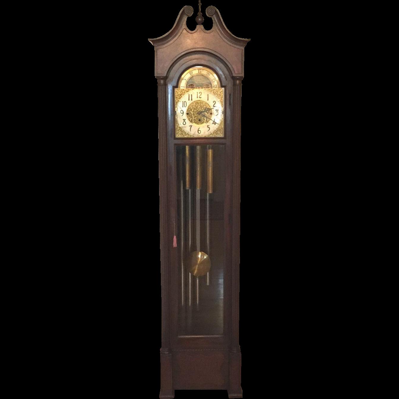 Grandfather Clock PNG Clipart SVG Clip arts