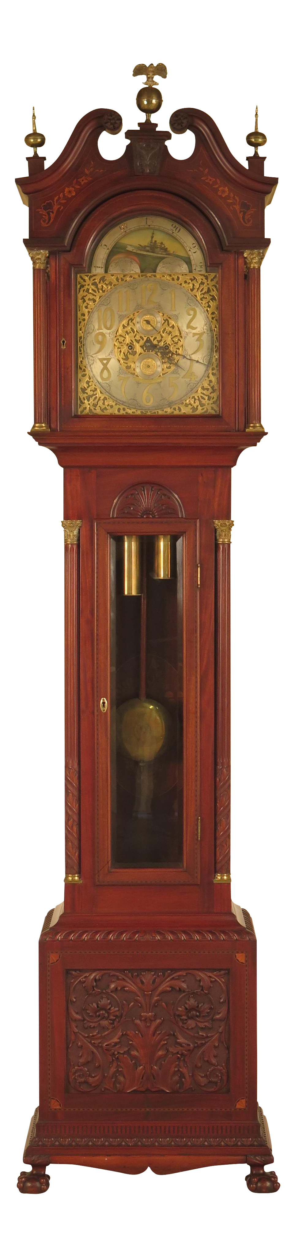 Grandfather Clock PNG Picture SVG Clip arts