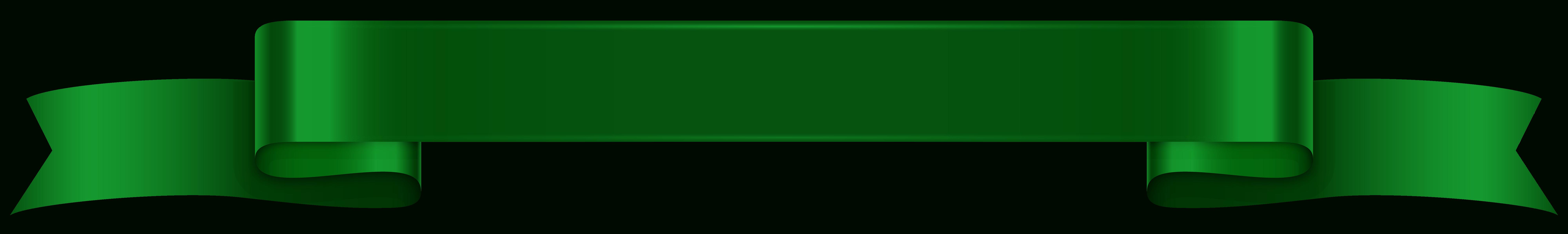 Green Ribbon PNG Free Download SVG Clip arts