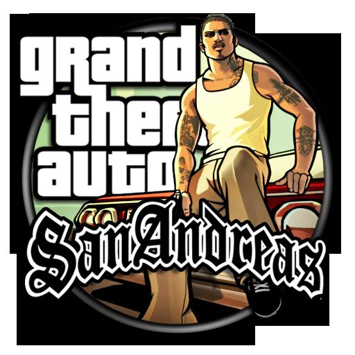 GTA San Andreas PNG HD SVG Clip arts