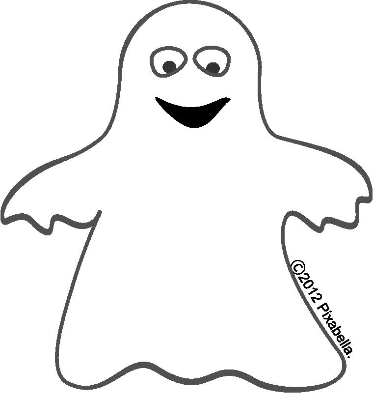 Halloween Ghost PNG Transparent Image SVG Clip arts