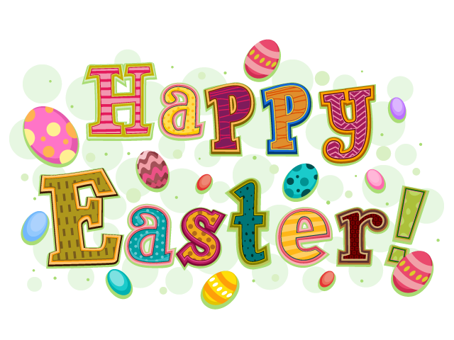 Happy Easter PNG Photos SVG Clip arts