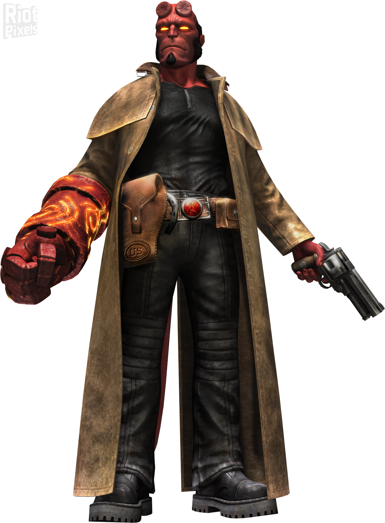 Hellboy PNG Photos PNG file