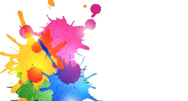 Holi Color Background PNG File SVG Clip arts