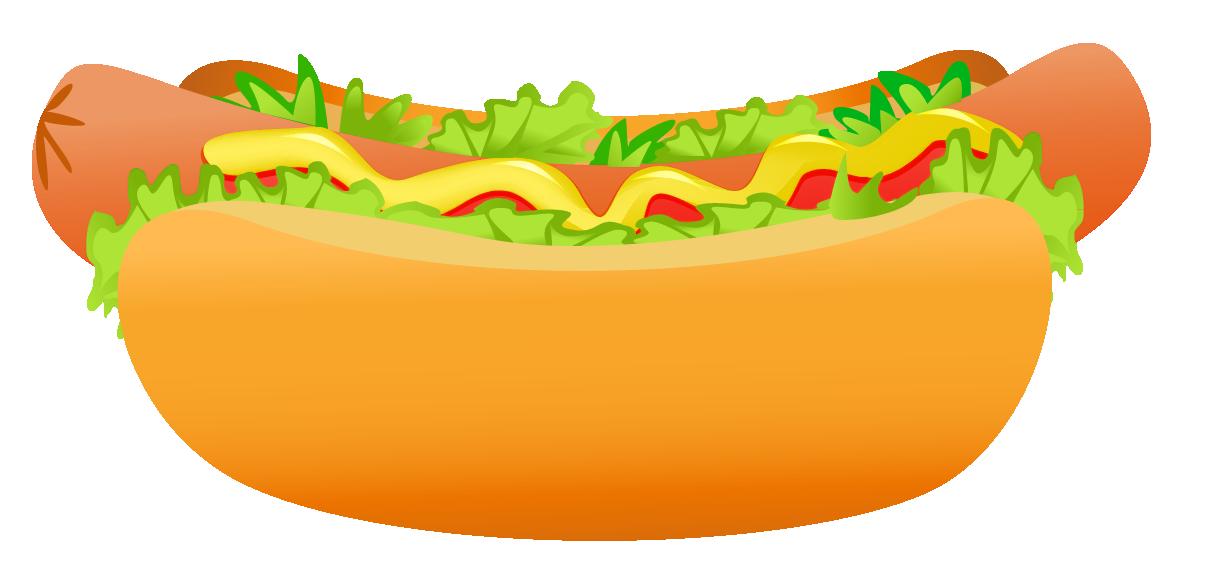 Hot Dog PNG Transparent Background SVG Clip arts
