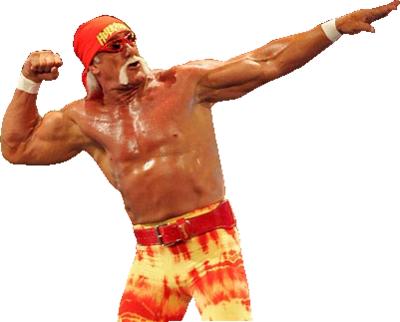 Hulk Hogan PNG Transparent Image SVG Clip arts