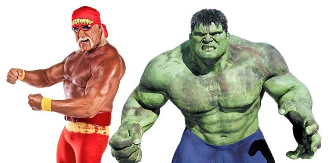 Hulk Hogan Transparent PNG SVG Clip arts