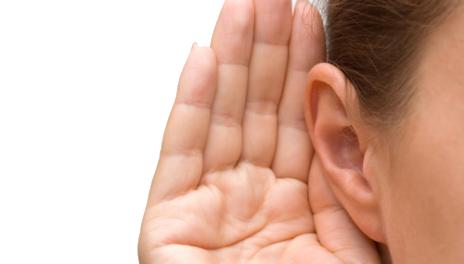 Human Ear SVG Clip arts