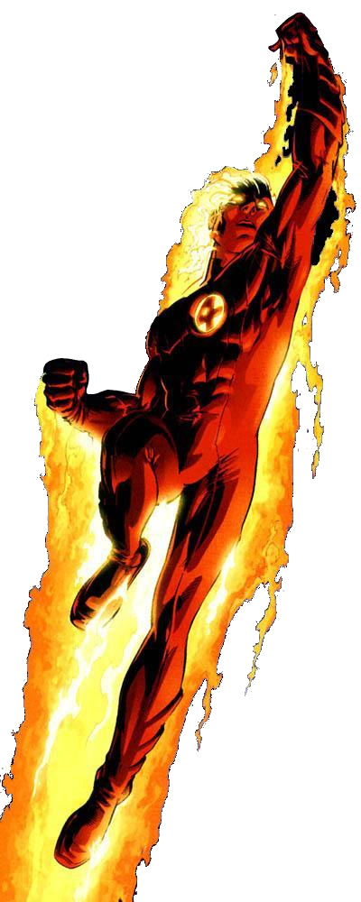 Human Torch PNG Transparent Picture SVG Clip arts