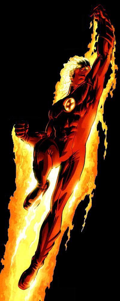Human Torch PNG Transparent Picture SVG Clip arts