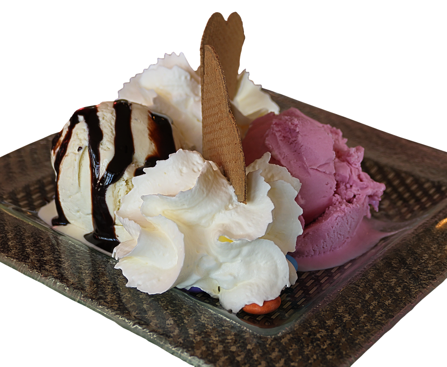 Ice Cream Sundae PNG Picture SVG Clip arts