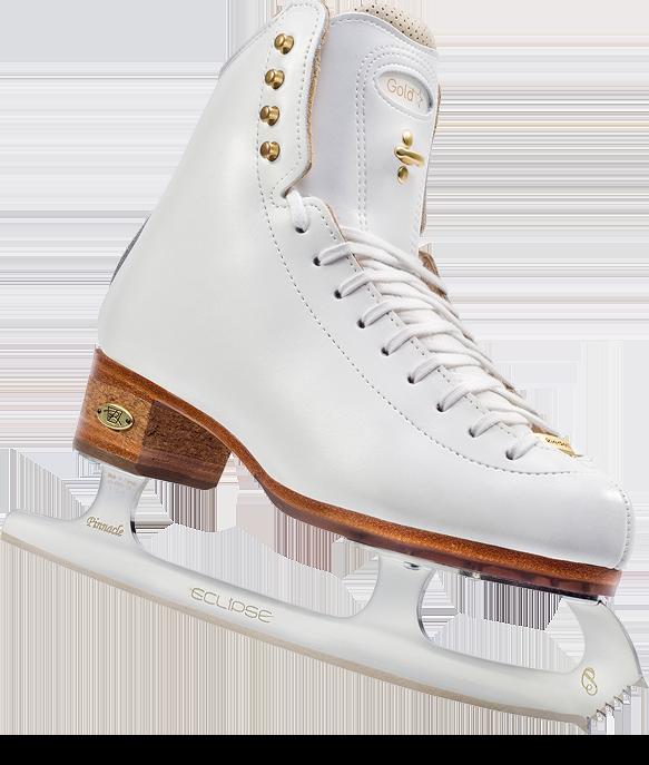 Ice Skating Shoes Transparent Background SVG Clip arts
