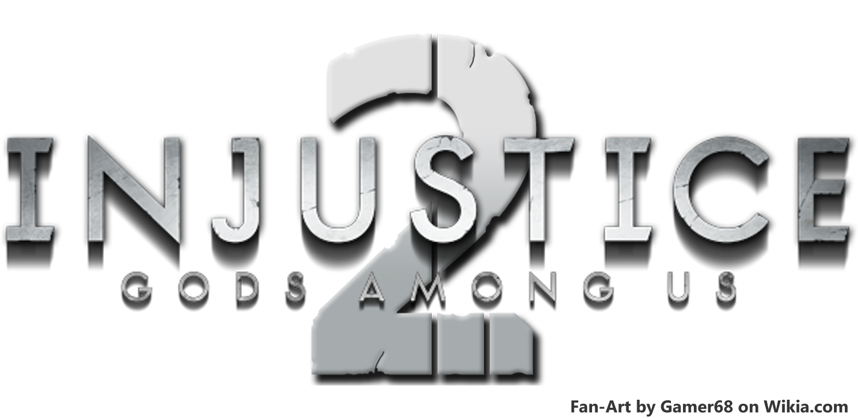 Injustice Logo PNG Clipart SVG Clip arts